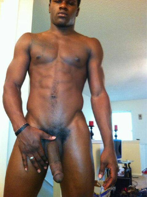 naked fat man jacking off